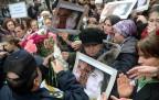 ÖZGECAN'IN ÖLDÜRÜLMESİ FINDIKLI'DA PROTESTOLAR EDİLDİ