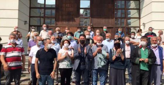 Yeşil Yol Davasında Yargılan Eylemciler Beraat Etti