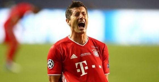 FIFA'nın En İy Oyuncu Ödülünü Lewandowsk Kazandı