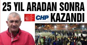 FINDIKLI, 25 YIL ARADAN SONRA CHP DEDİ