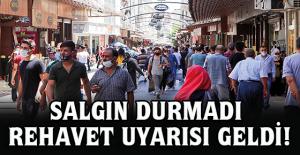 SALGIN DURMADI REHAVET UYARISI GELDİ!