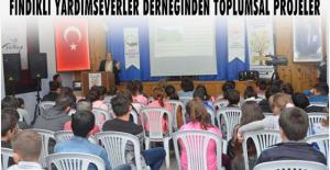 FINDIKLI YARDIMSEVERLER DERNEĞİNDEN...