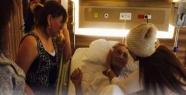 Adnan Şenses'in hastaneden ilk fotoğrafı!..