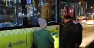İstanbul'da öfkeli sürücü dehşet saçtı