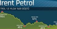 'Petrolün varili 30 dolara düşebilir'...