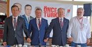 """Prof. Dr. Kemal Köymen, """"3 Vekille Ankara'ya..."""