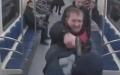 Moskova metrosunda tüyler ürperten saldırı